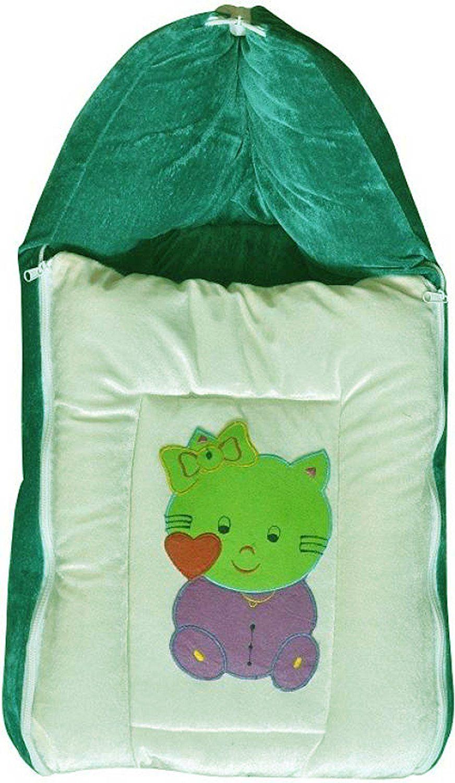 Carter's Multi-Colour Swaddle cloth Sleeping Bags ( 75 cm × 55 cm)