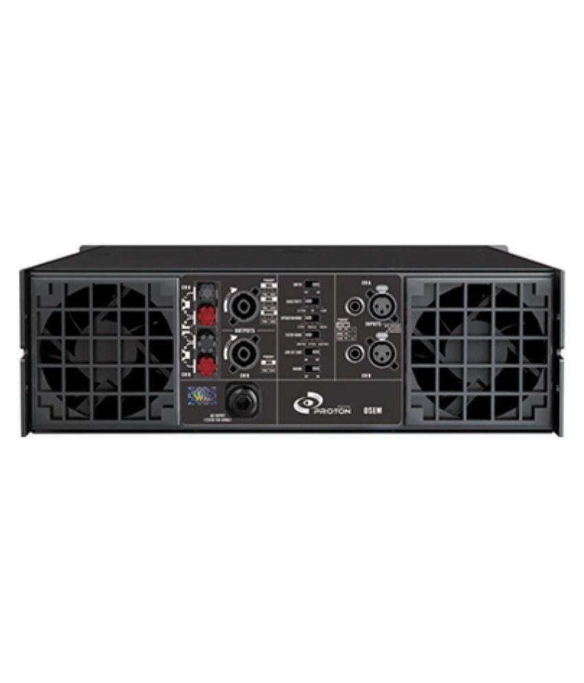NX Audio MT1601 PA Amplifier Combo NX