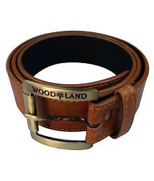 6f86c7a1d68 Quick View. Woodland Brown Faux Leather Casual Belt