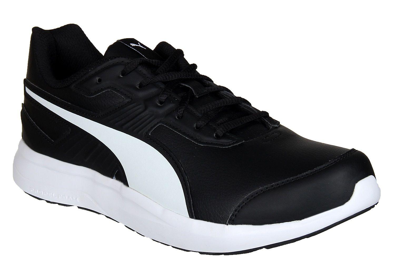 Puma Men Escaper SL Black Running Shoes