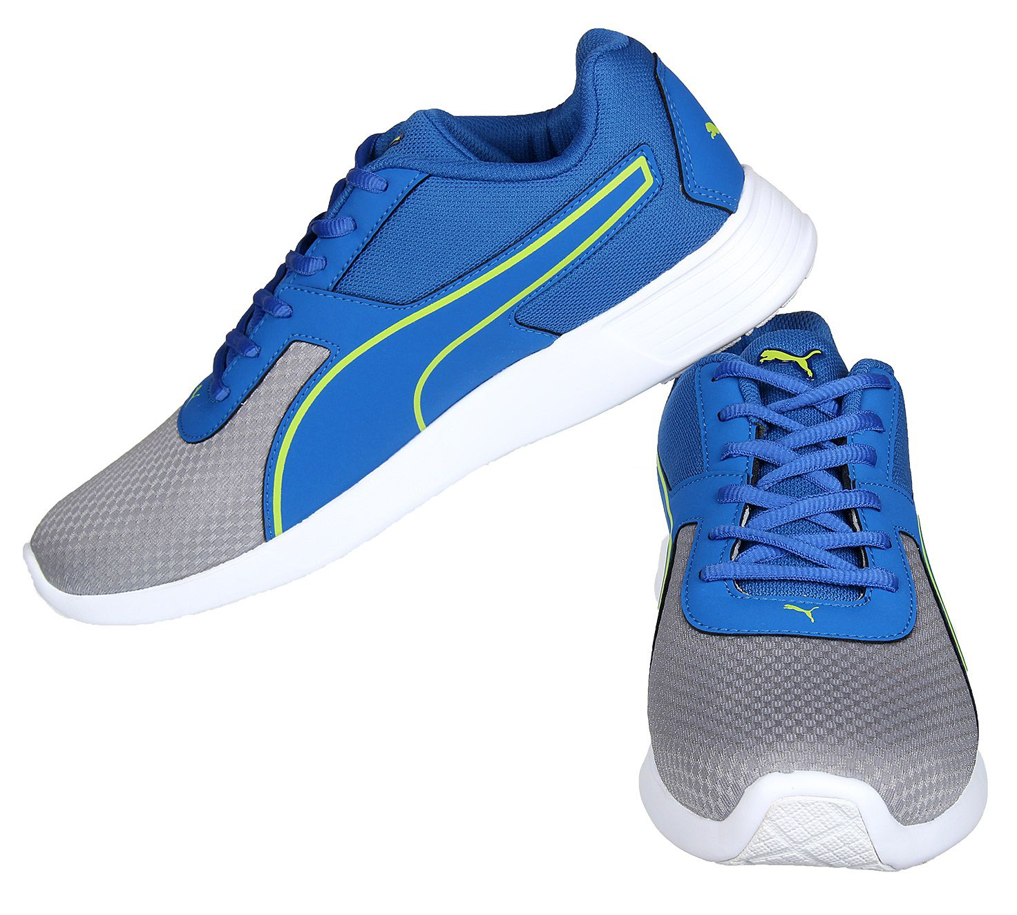 Puma Men Puma Kor IDP Blue Running Shoes - Buy Puma Men Puma Kor IDP Blue  Running Shoes Online at Best Prices in India on Snapdeal 2b39e58b9