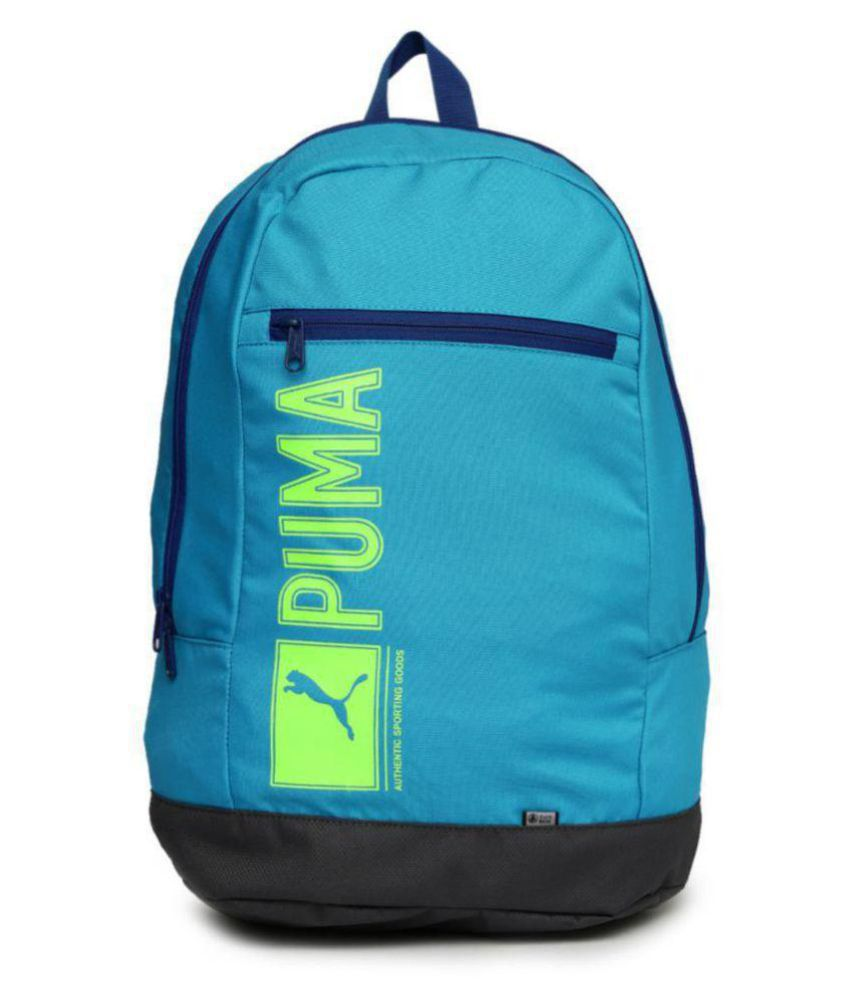 Puma Bag Puma Backpack College Bag College Backpack School Backpack School  Bag- Royal Blue Pioneer - Buy Puma Bag Puma Backpack College Bag College  Backpack ... 0508ae68589ee