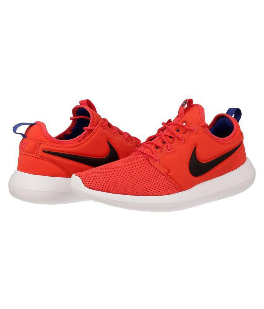 Nike Roshe Two Orange Running Shoes - Buy Nike Roshe Two Orange Running  Shoes Online at Best Prices in India on Snapdeal 8075cd6335c9