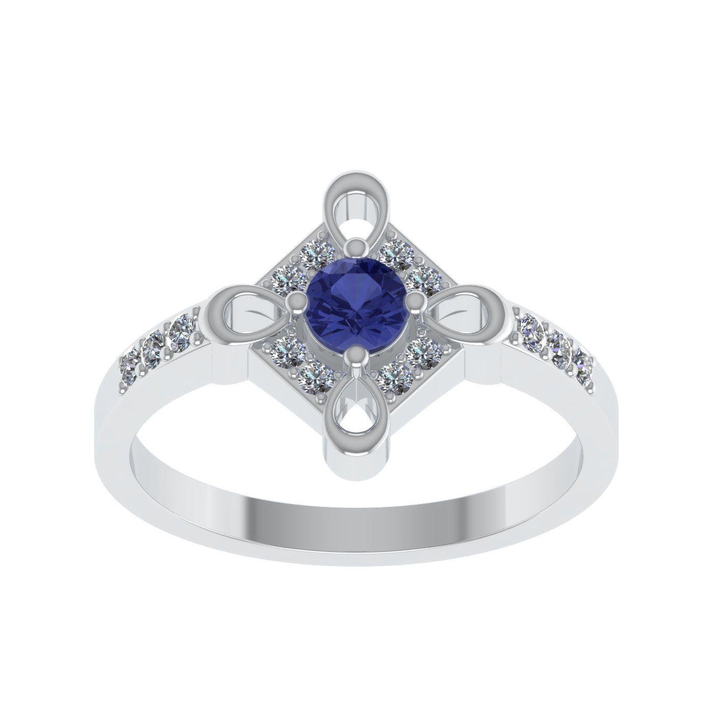 Shreeji Jewellers 925 Sterling Silver Sterling Silver Ring