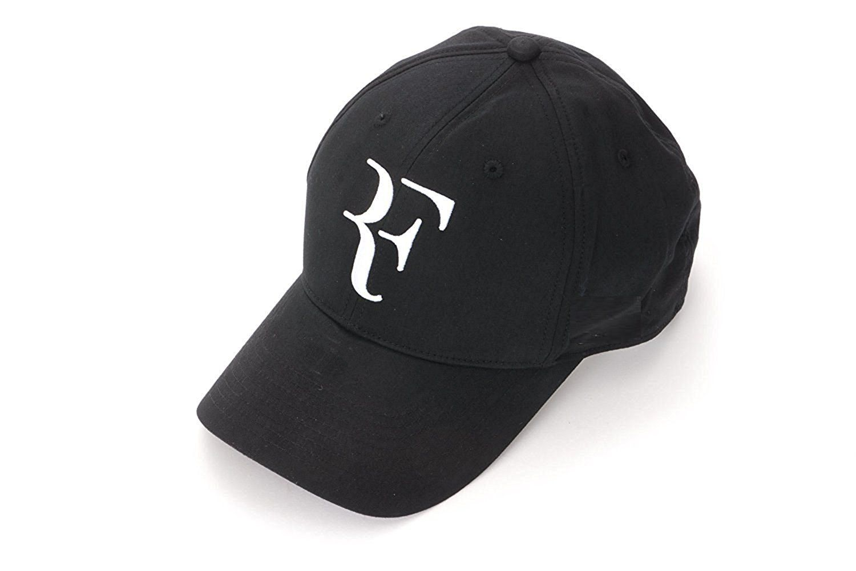 Tahiro Black Embroidered Cotton Caps