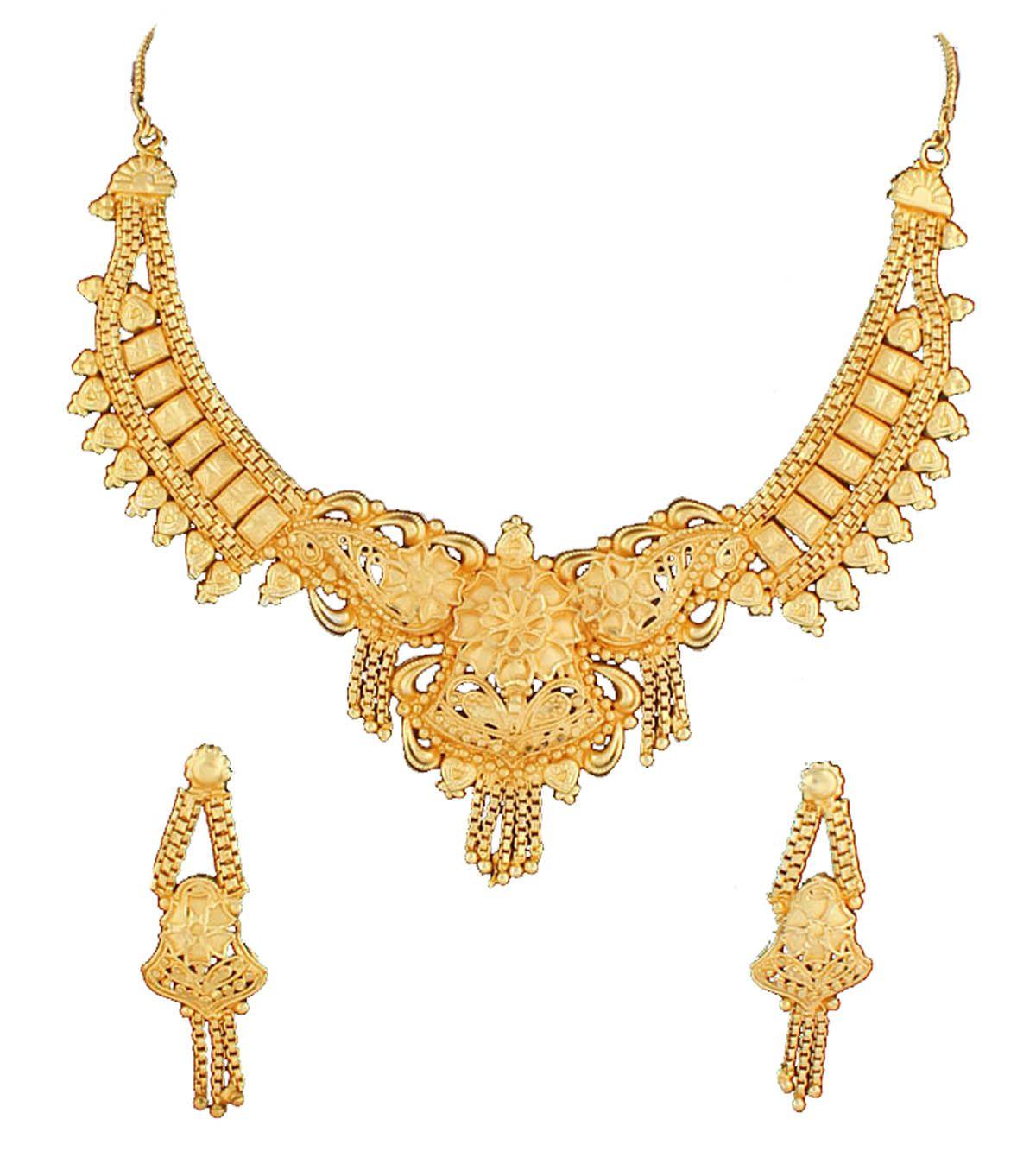 Variation festive designer wedding necklace gold plated jewellery variation festive designer wedding necklace gold plated jewellery set vd14637 junglespirit Gallery