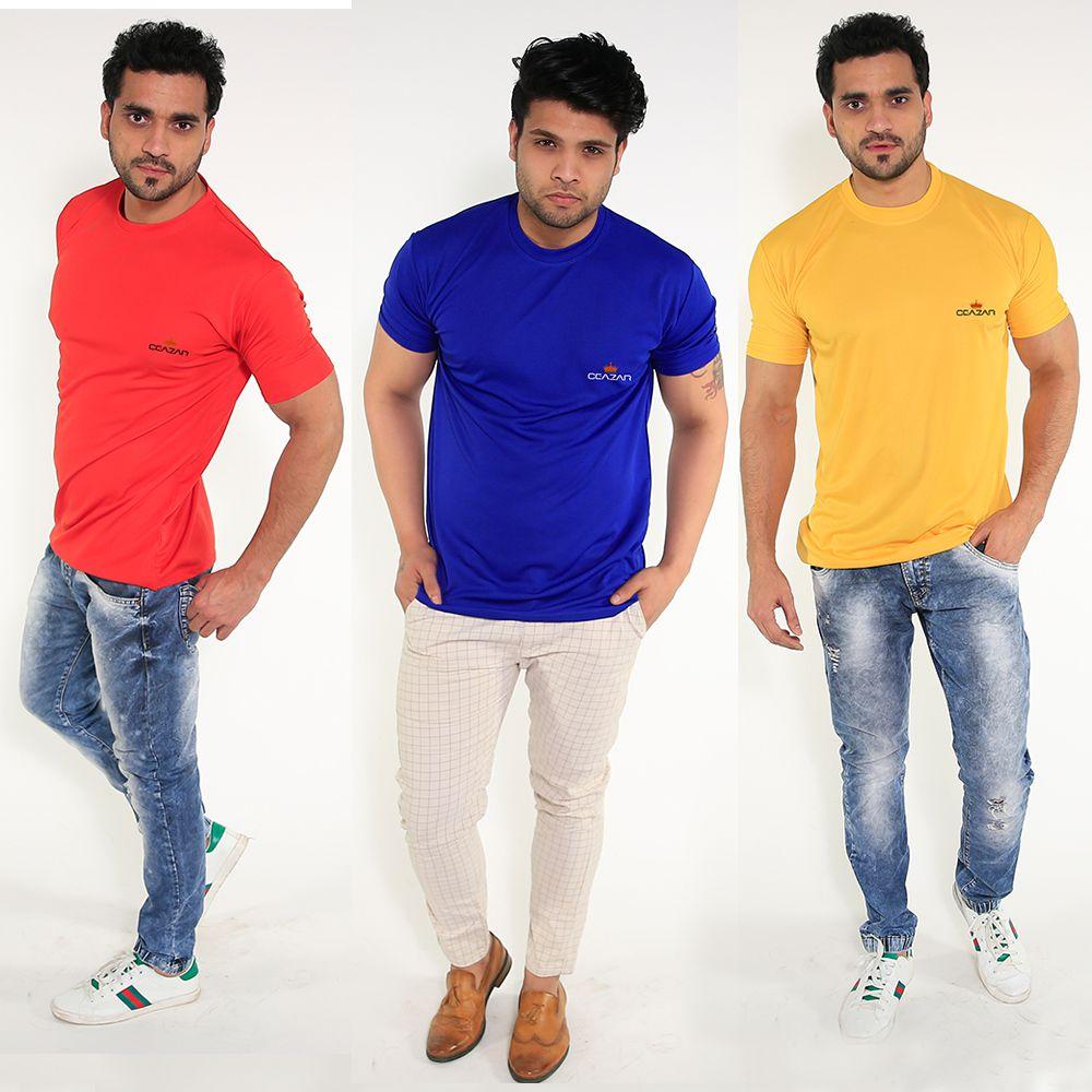 Ceazar Multi Round T-Shirt
