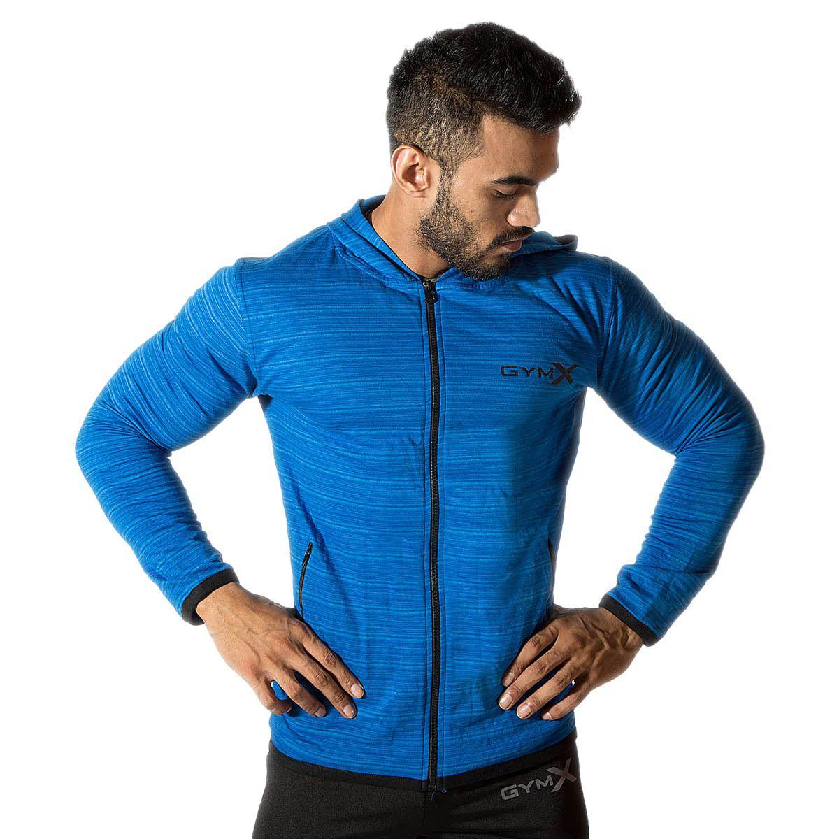 Mens Cotton Legacy Sweatshirt- Arabian Blue