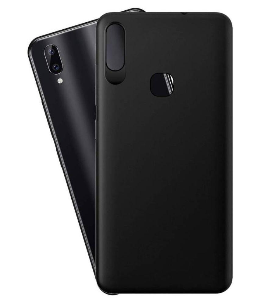 Vivo Y95 Plain Cases Furious3D - Black