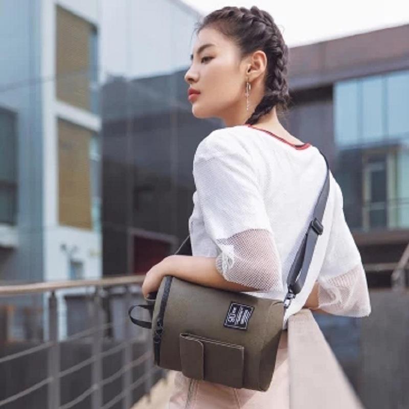 Xiaomi 90FUN Trendsetter Chic Travel Leisure Chest Bag Crossbody Storage Pack Men Women