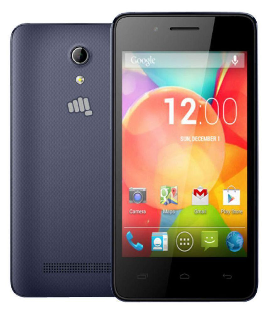 8faadc6a91c Micromax Black Q402 4GB Mobile Phones Online at Low Prices ...