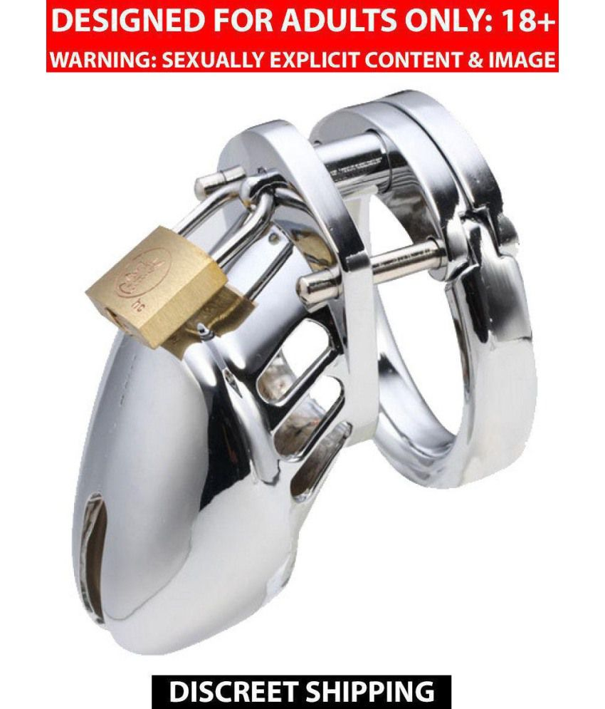Purepassion Chastity Male Lock Stainless Steel Cage Accessories Buy Purepassion Chastity Male Lock Stainless Steel Cage Accessories At Best Prices In India