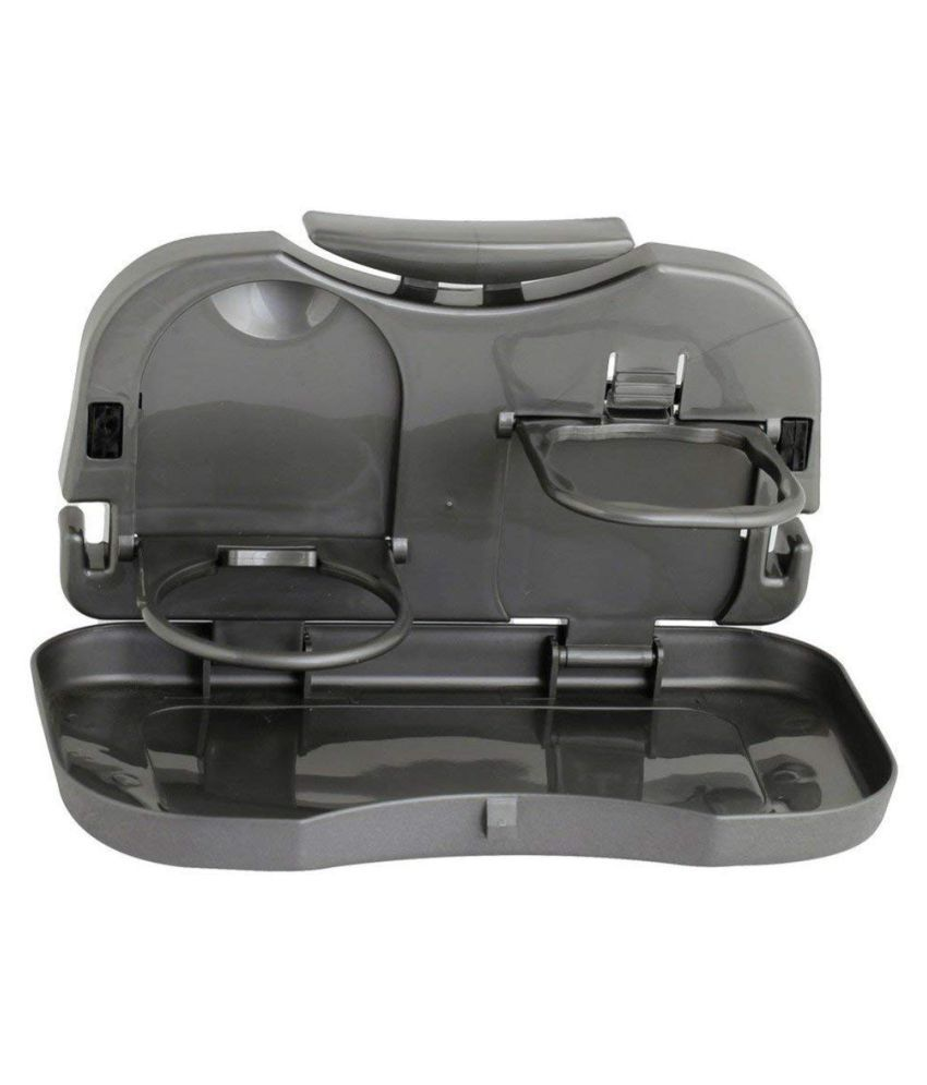 Inditradition Inditradition Car Cup Holder Tray (BLACK)
