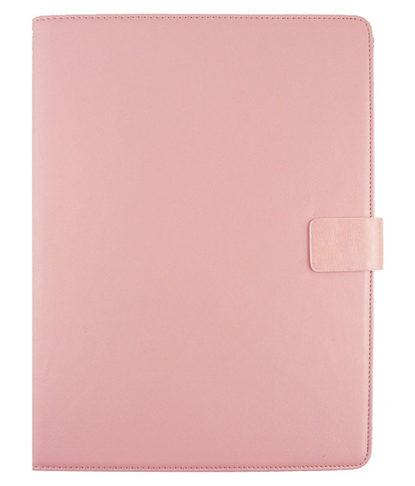 Apple iPad Flip Cover By Emartbuy Pink