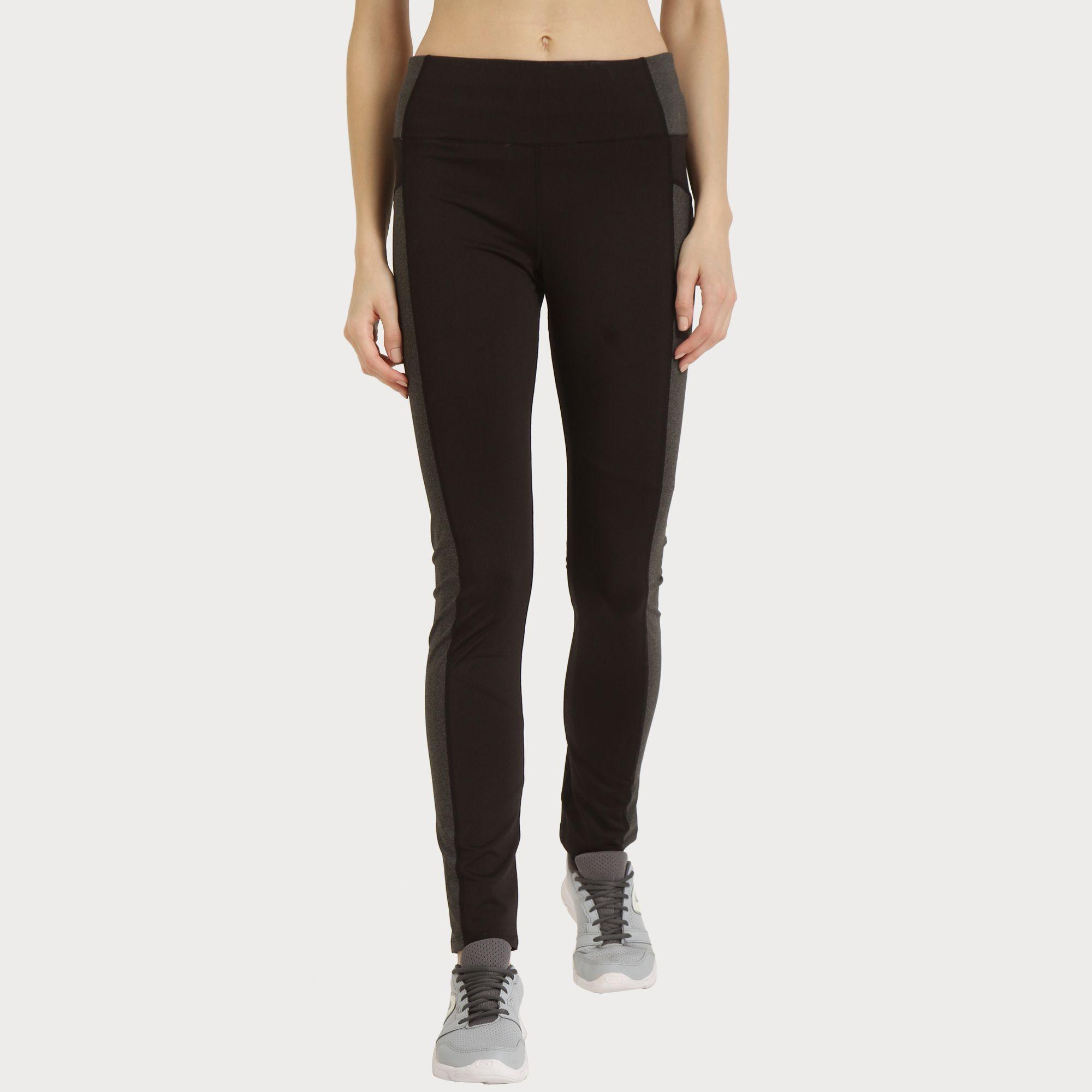 CHKOKKO Women's High Waist Sports Gym Tights Stretchable Yoga Pant