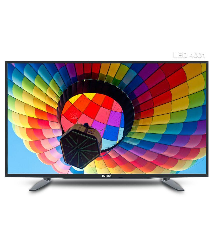 Intex LED-4001 98 cm ( 40 ) HD Ready (HDR) LED Television