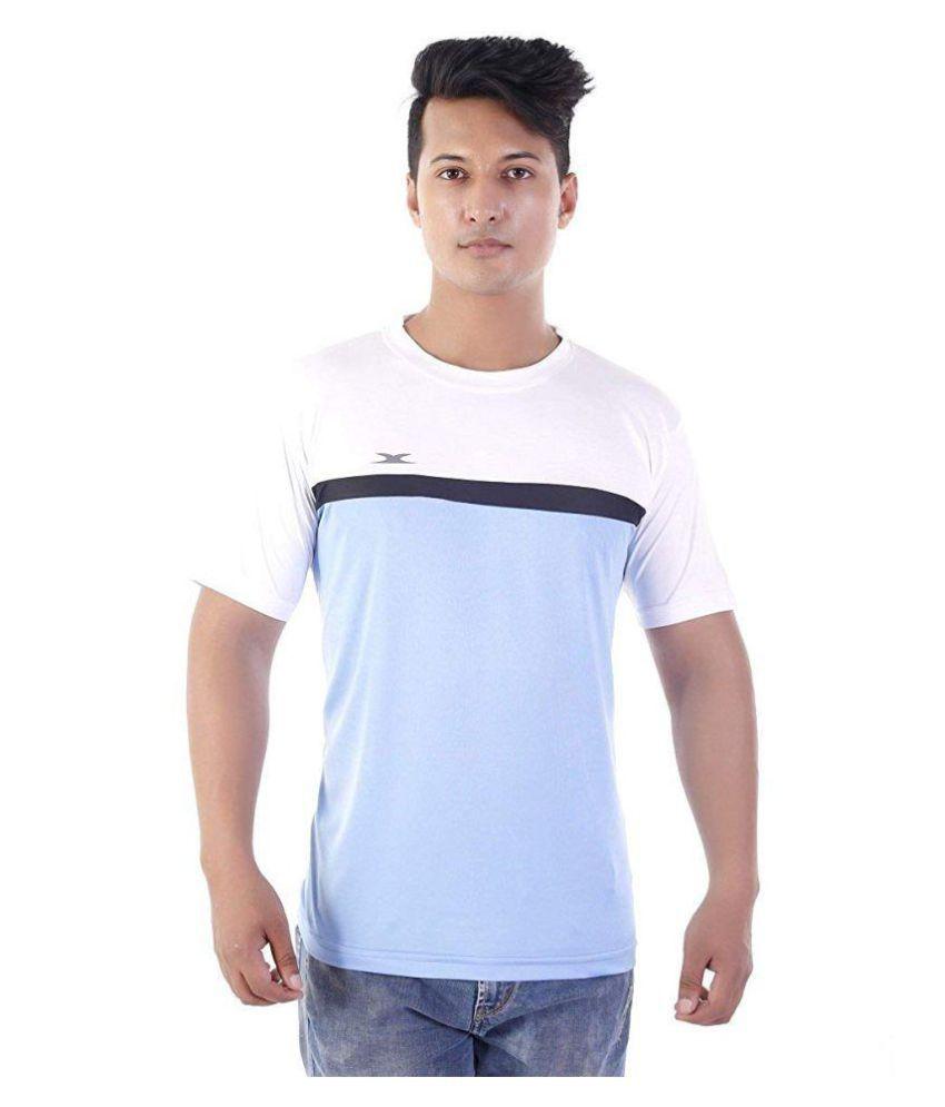Zagros Multi Polyester T-Shirt