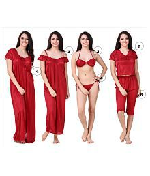75bb5e284c Women Nightwear Upto 80% OFF  Women Nighties