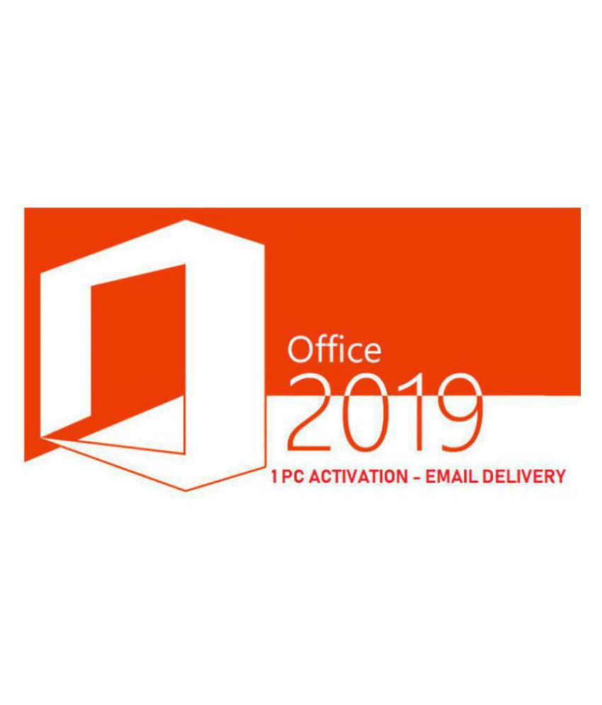 Microsoft Office 2019 Pro Plus 3264 Bit Email Delivery Buy