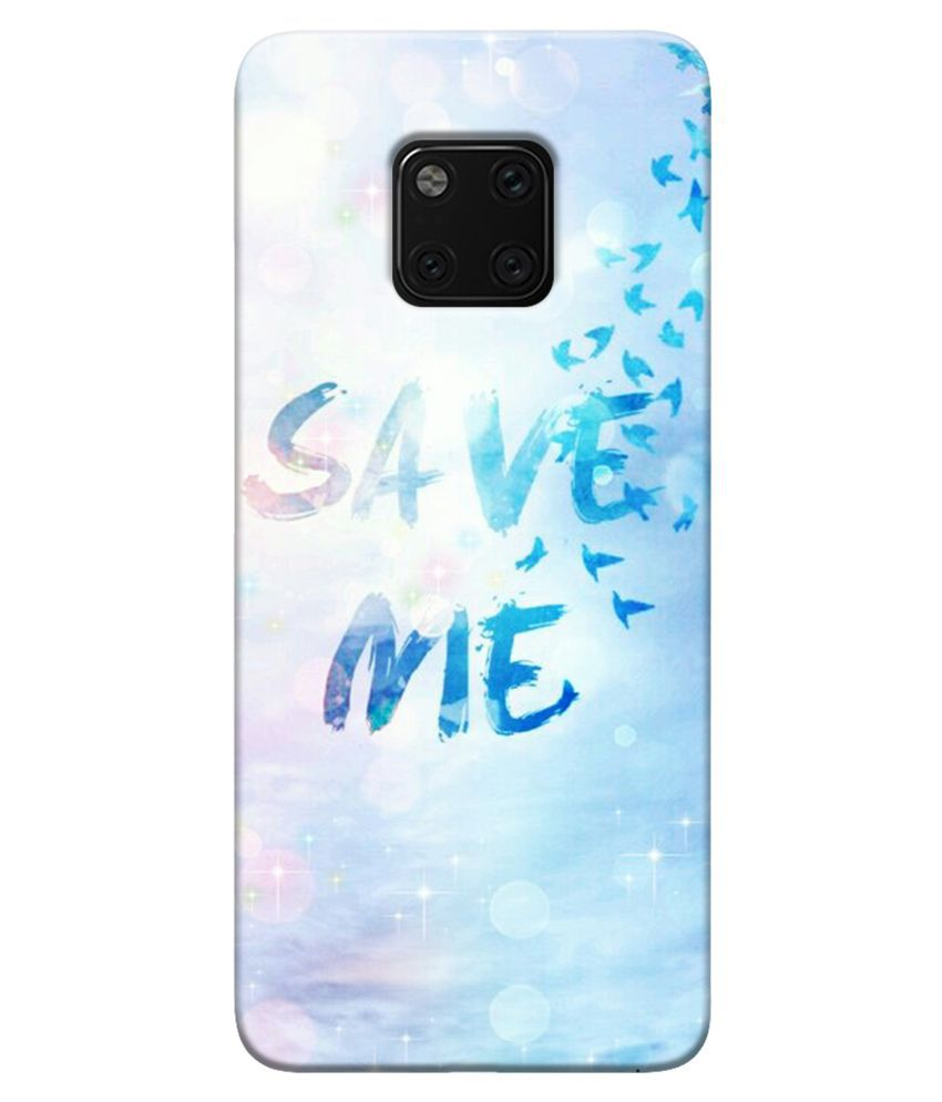Huawei Mate 20 Pro Printed Cover By Fundook 3d Printed Cover