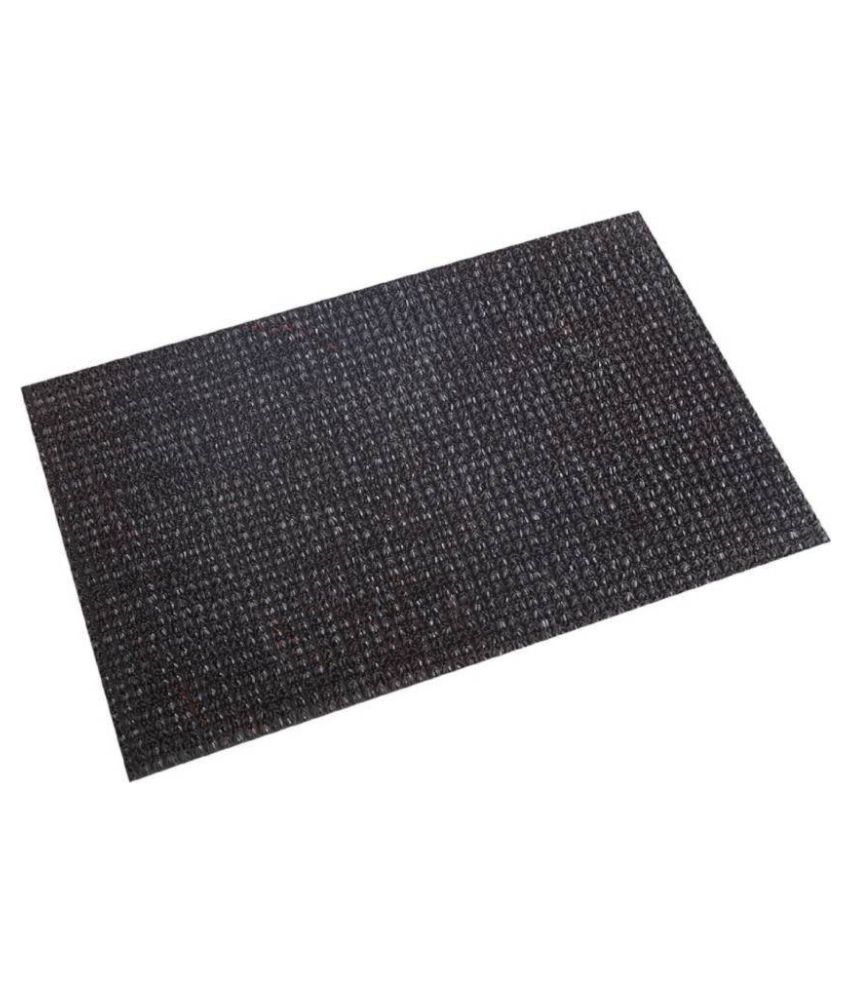 Seahawks Black Single Regular Floor Mat