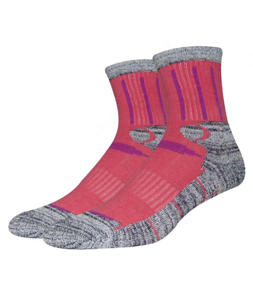 Autumn Winter Thicken Outdoor Fishing Skying Running Cotton Sports Short Socks