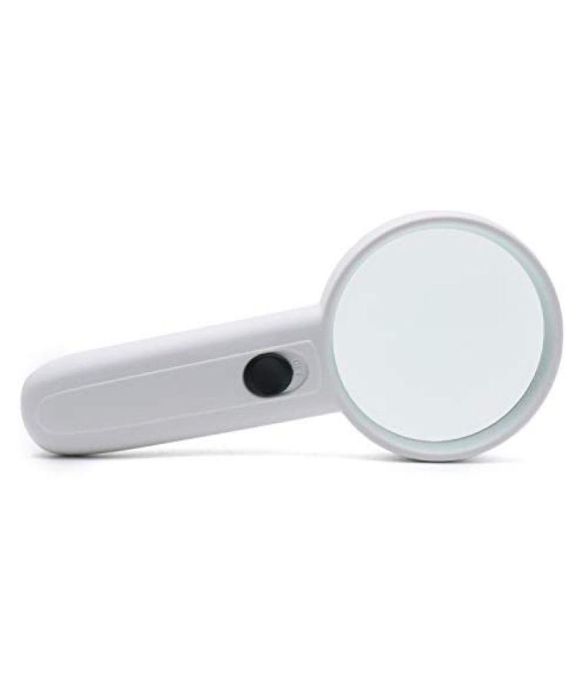 HAND HOLD MAGNIFIER