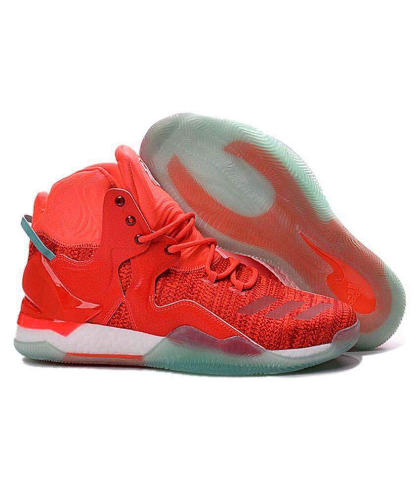 transmitir pollo Él  Adidas D ROSE 7 PRIMEKNIT Pink Basketball Shoes - Buy Adidas D ROSE 7  PRIMEKNIT Pink Basketball Shoes Online at Best Prices in India on Snapdeal