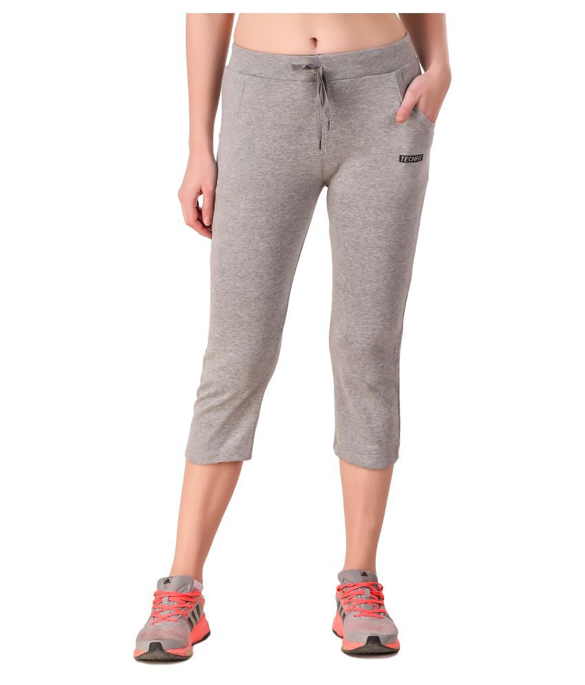 Be You Cotton Tights - Grey