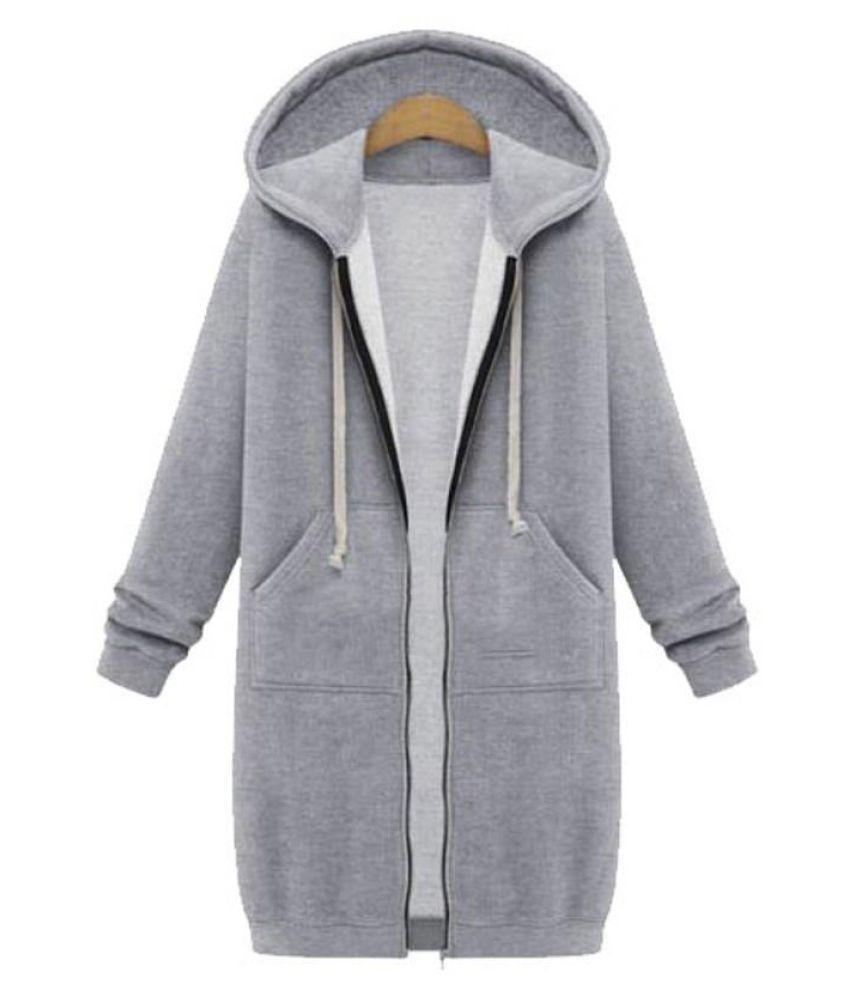 2018 Celmia High Quality Women Jacket Winter Oversized Hooded Zip Coat Hoodie Fleece Long Outwear With Plus Size