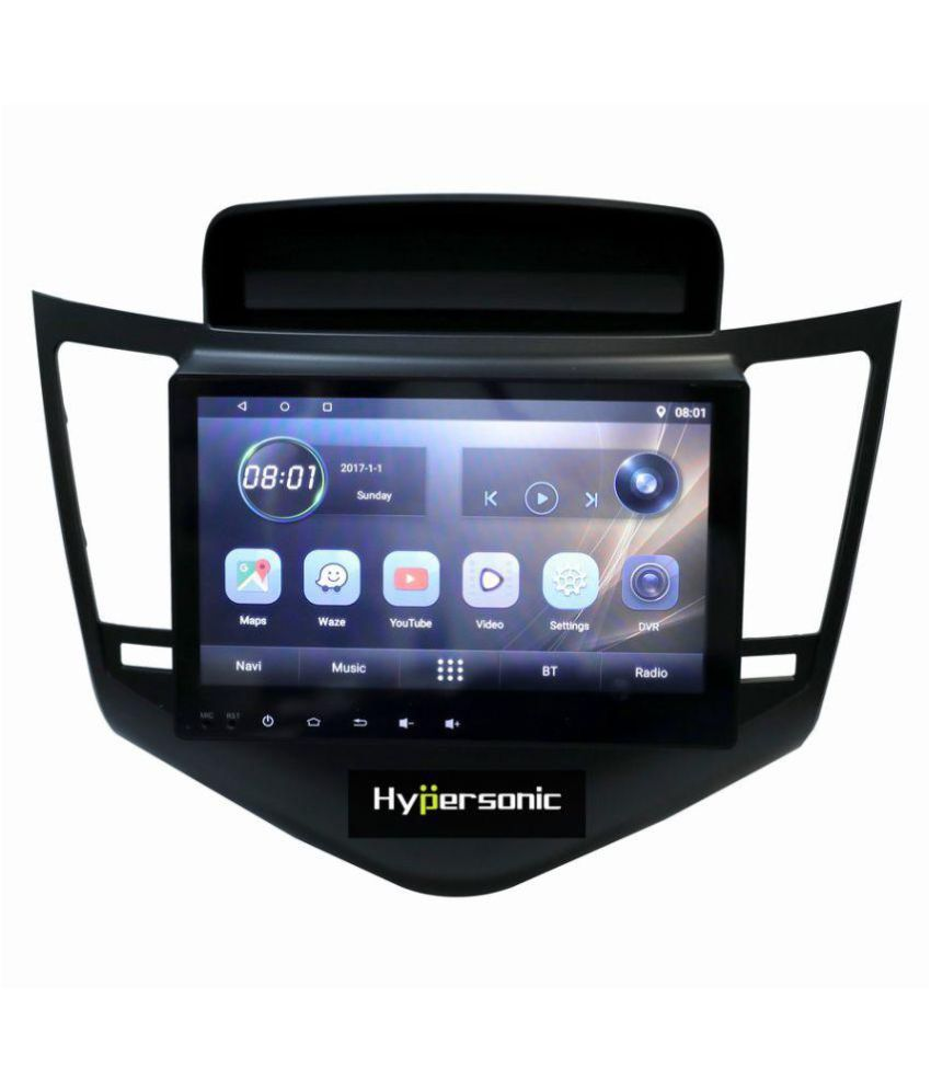 HYPERSONIC Chevrolet Cruze Double DIN Car Stereo: Buy