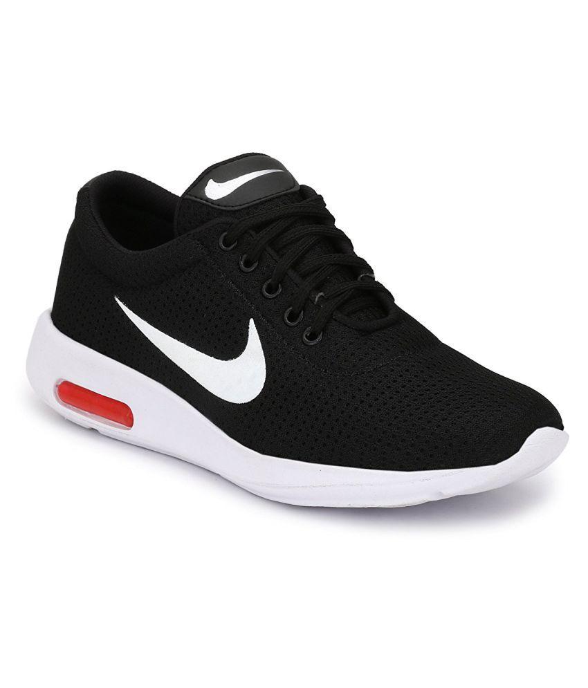 RODDICK Outdoor Black Casual Shoes
