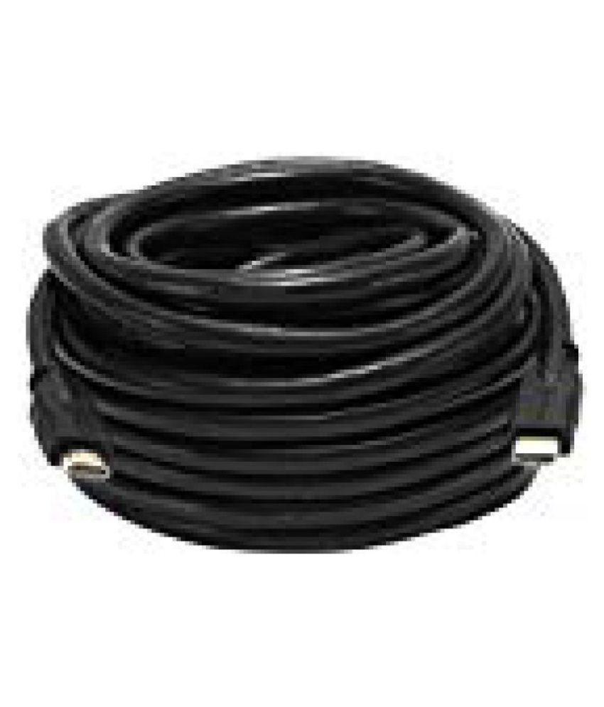 security store 30m HDMI   Black