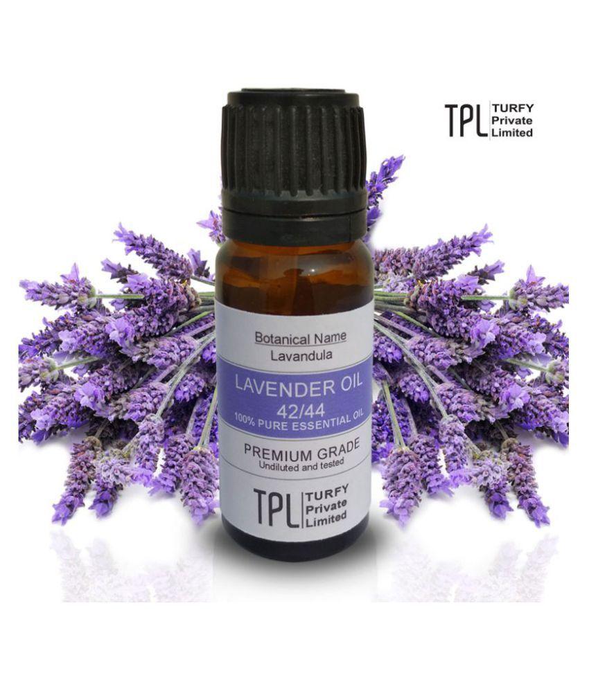 Turfy Lavender Oil 42/44 Pure Essential Oil 10 ml