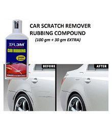 Car Rubbing Compound Scratch Remover