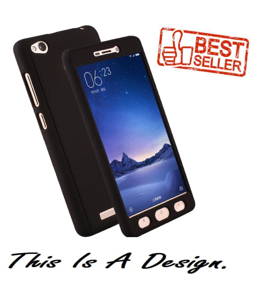 Apple iPhone 6 Plus Plain Cases olook - Black