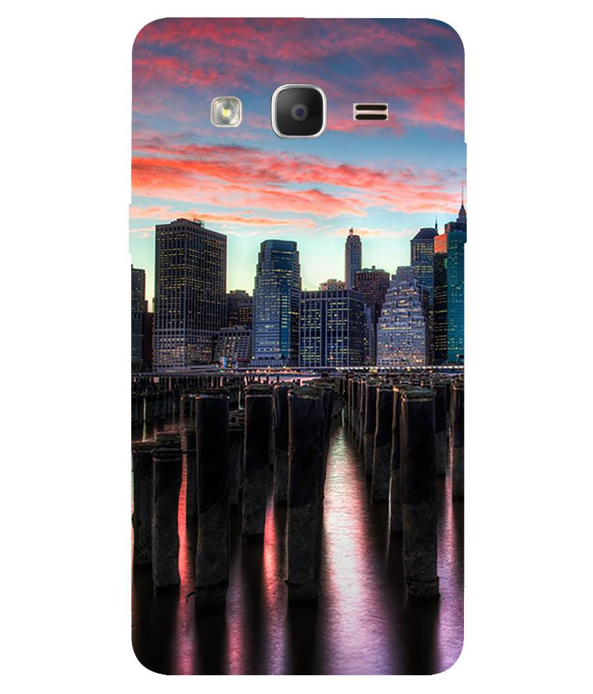 Samsung Galaxy On5 Printed Cover By LykiT