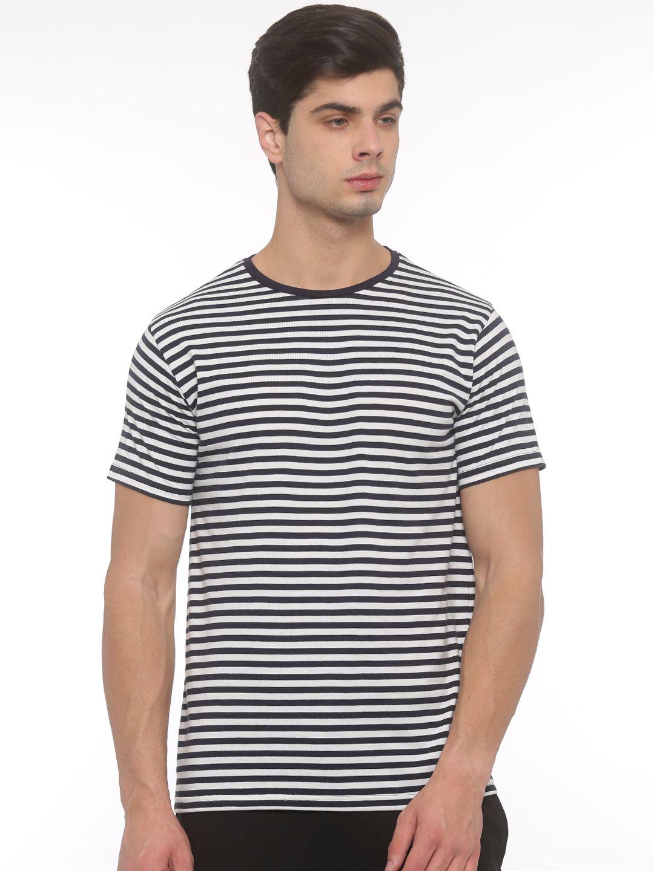 Sayitloud White Half Sleeve T-Shirt