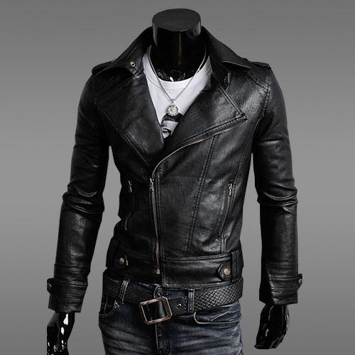 e2ab28a1 Haorun Men Leather Jacket Autumn Winter Fashion Motorcycle Style Male  Business Casual Coat Western Mens Cowboy Jackets - Buy Haorun Men Leather  Jacket ...