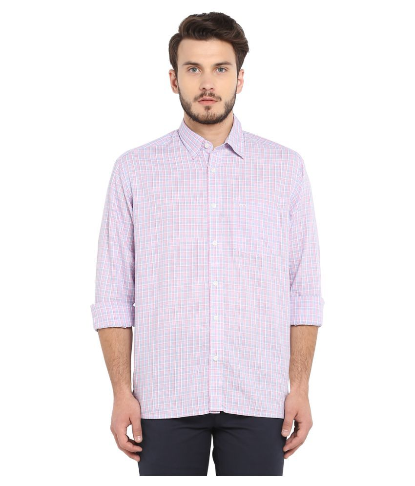 Colorplus Cotton Blend Shirt