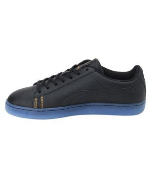 competitive price 0e8b4 a01d4 Puma basket classic one8 Sneakers Black Casual Shoes - Buy ...