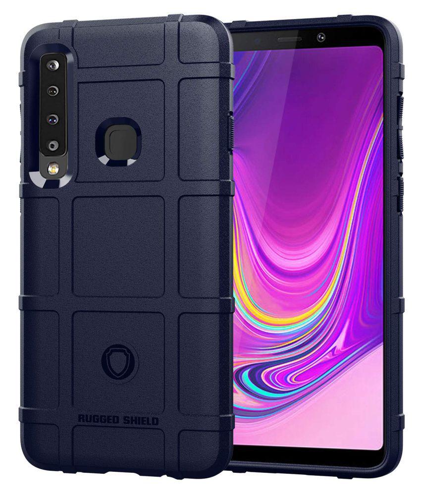 Samsung Galaxy A9 2018 Shock Proof Case iMob - Blue