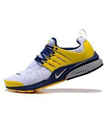 Nike Yellow Running Shoes