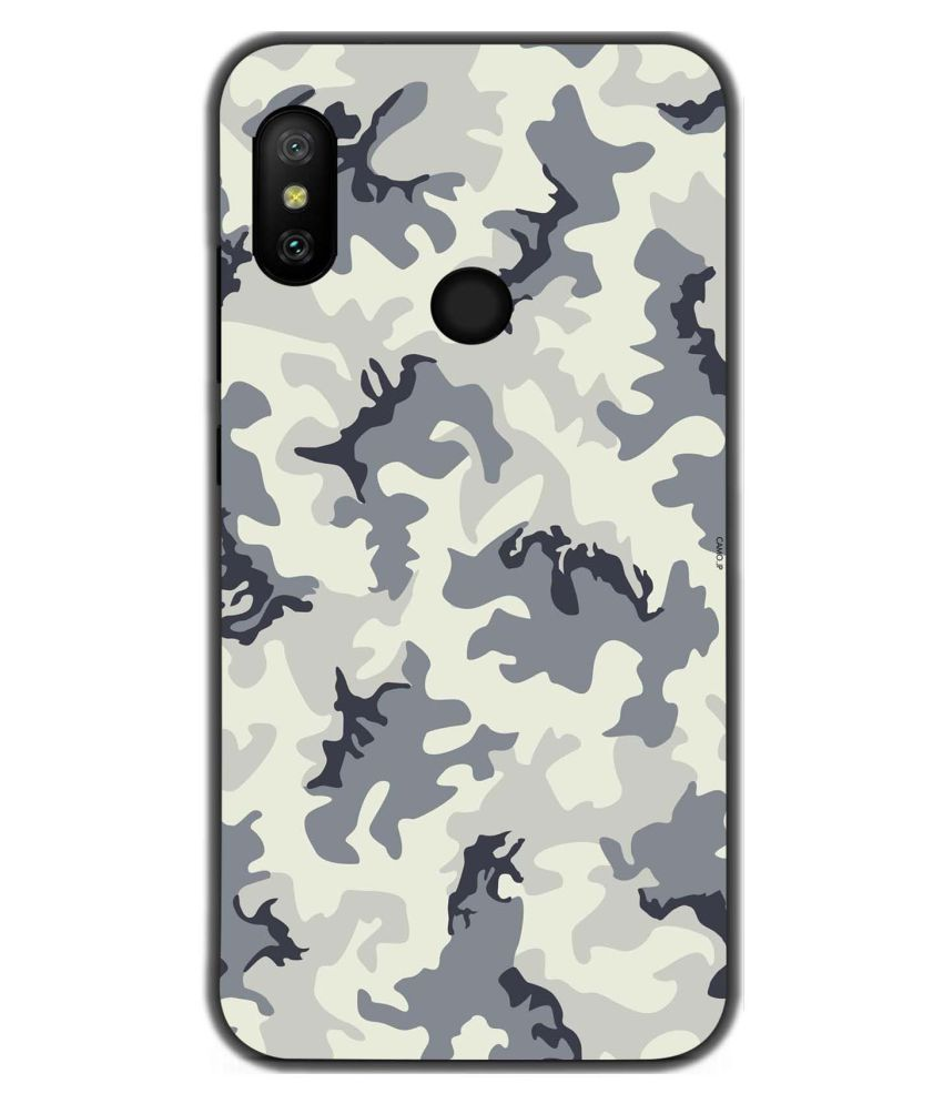 c78eb28b2 Xiaomi Redmi Note 6 Pro Printed Cover By TARGHETTO Premium Polycarbonate  Case - Printed Back Covers Online at Low Prices