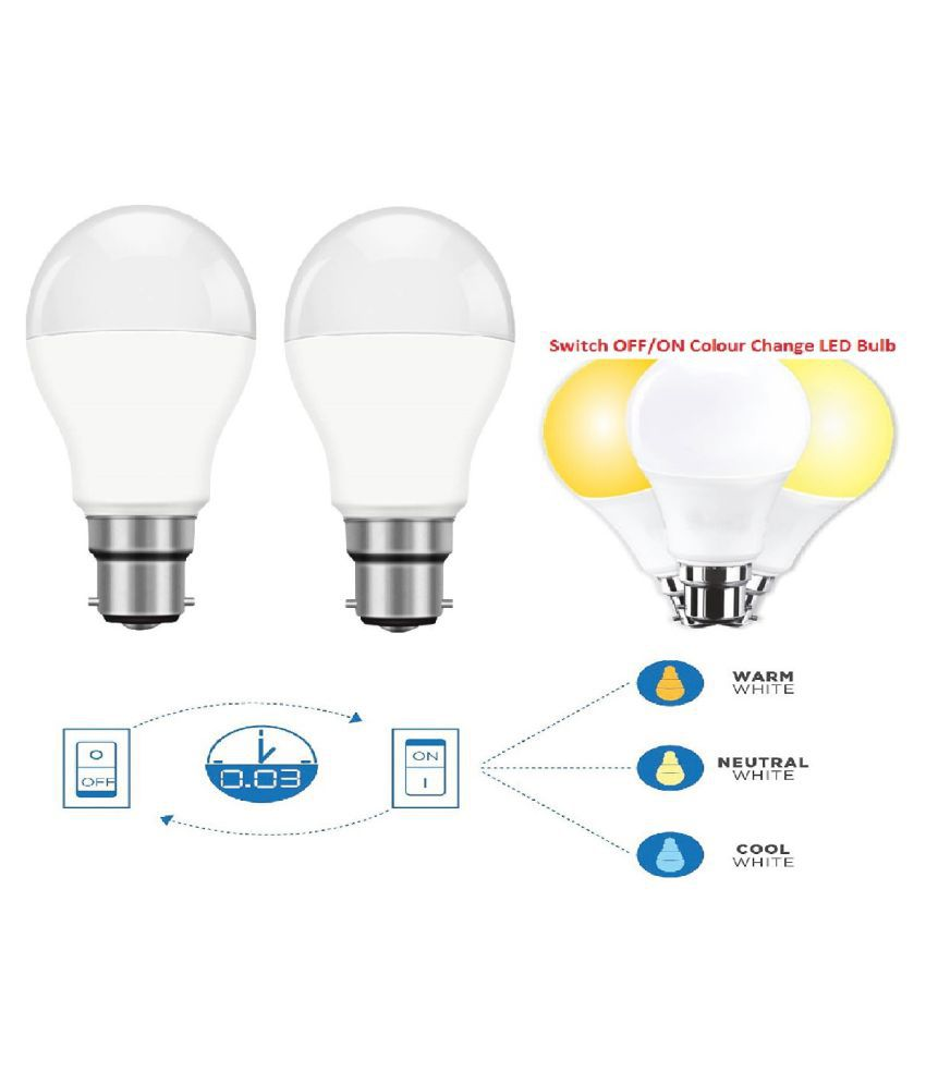 45e2eb3d1 MLD 9W LED Bulbs Cool Day Light - Pack of 2  Buy MLD 9W LED Bulbs Cool Day  Light - Pack of 2 at Best Price in India on Snapdeal