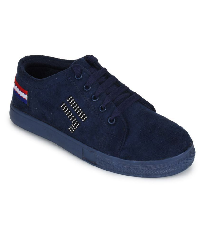 Sapatos Blue Casual Shoes