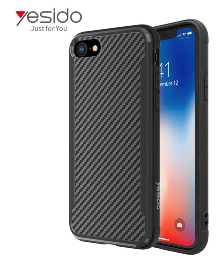 Apple iPhone 6 Plain Cases TechStore - Black