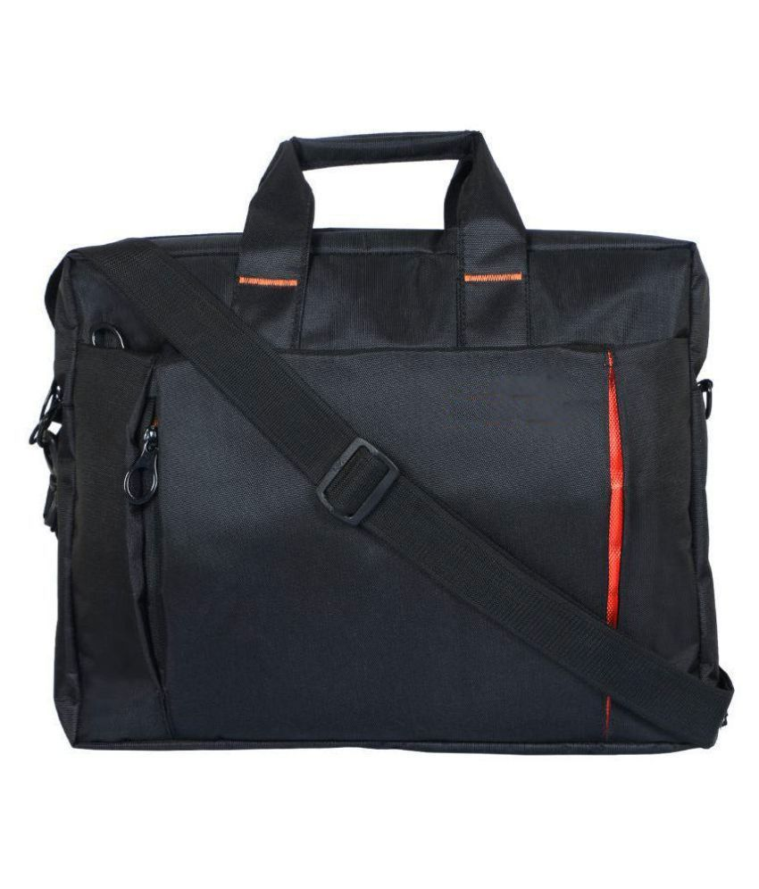 2847b5001 Tuscany Black Polyester Office Laptop Bags- 15 Inch Cross Bag Man Side Bag  Gents Bag Men Side Bag One Side Bag Men Carry Bags Men - Buy Tuscany Black  ...