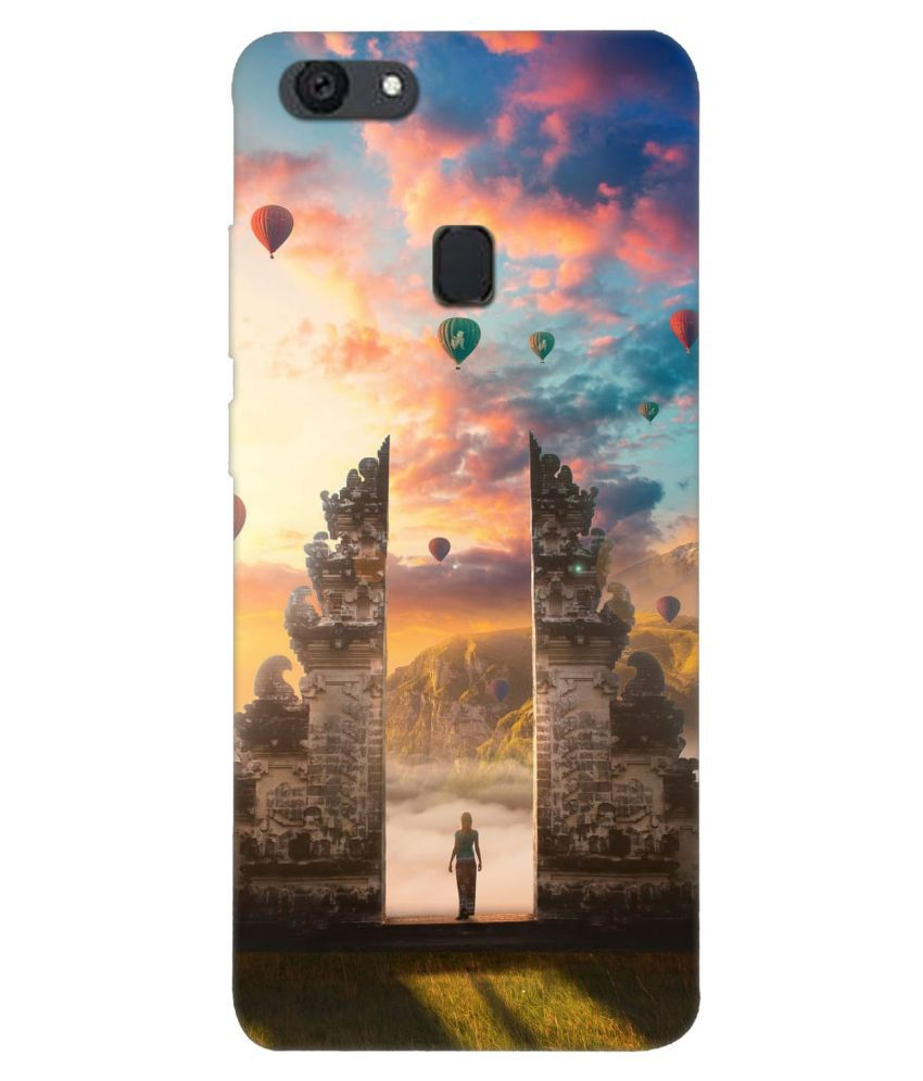 Oppo F5 3D Back Covers By Crockroz 3D Designs