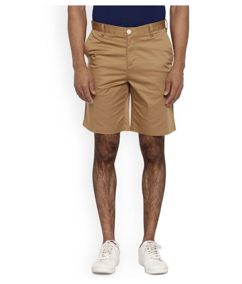 Raymond Khaki Shorts